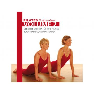 Bodymotion Volume 2 - BodyMind Chill-Out Mix, Audio CD