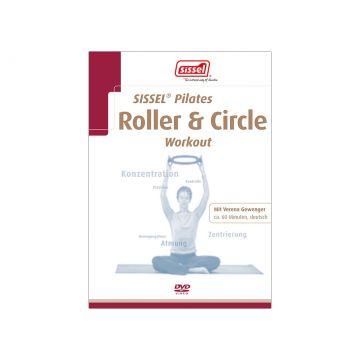 DVD SISSEL® Pilates Roller und Circle Workout