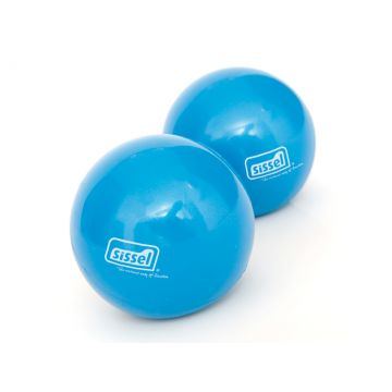 SISSEL® Pilates Toning Ball 2er-Set