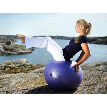 SISSEL Securemax Gymnastikball blau-lila