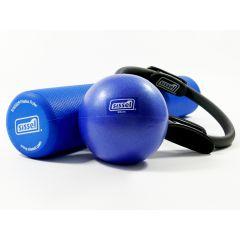 SISSEL Stay@home Trainingskit, medium, blau