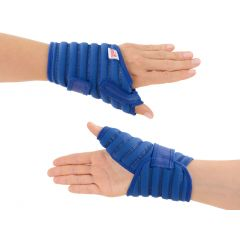 SISSEL® Soft Support Bandage - Hand/Daumen, links S/M