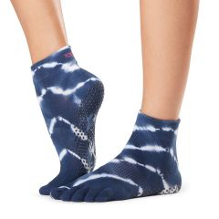 ToeSox Ankle Full Toe Cosmic Small