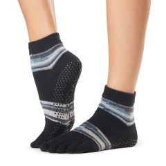 ToeSox Ankle Full Toe Duet Small