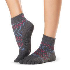 ToeSox Ankle Full Toe Festival Medium