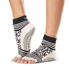 ToeSox Ankle Half Toe Beloved