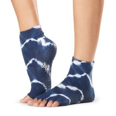 ToeSox Ankle Half Toe Cosmic Small