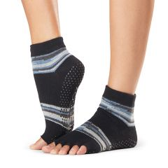 ToeSox Ankle Half Toe Duet Small