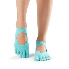 ToeSox Bellarina Full Toe Aqua