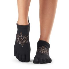ToeSox Low Rise Full Toe Dasher Small