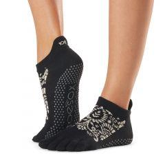 ToeSox Low Rise Full Toe Soir
