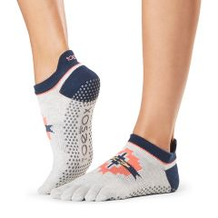ToeSox Low Rise Full Toe Yonder Small