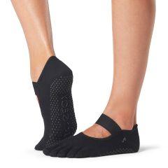 ToeSox Mia Full Toe Black
