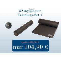 SISSEL Stay@home Trainings-Set 1, grau