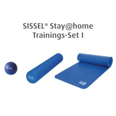 SISSEL Stay@home Trainings-Set 1, blau