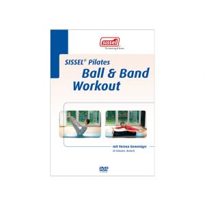 SISSEL® Pilates DVD Ball & Band Workout