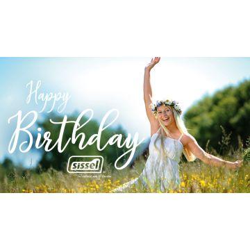 SISSEL Happy Birthday