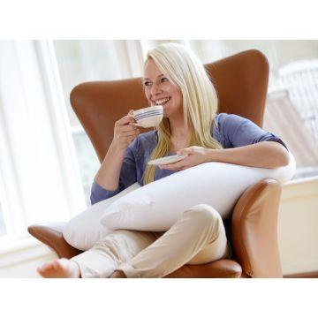 Bezug Baumwolle SISSEL® Comfort Lagerungs- und Stillkissen