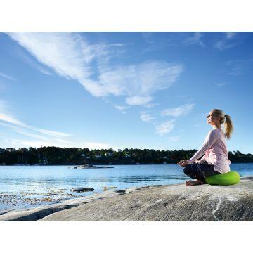 SISSEL Yoga Relax Cushion fresh green