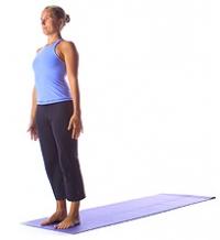 Yoga: Berg
