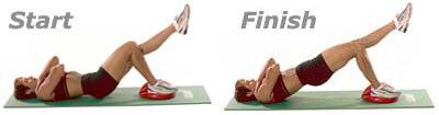 SISSEL® SitFit: Hüften- und Rückenstreckung